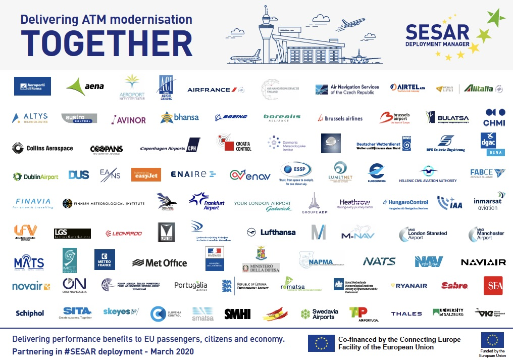 We are stronger together – statement from SESAR Deployment Manager on the COVID-19 crisis